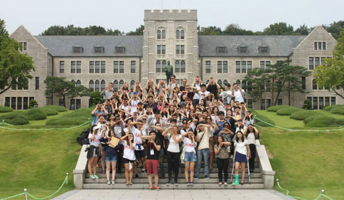 Forestalling trend of study abroad in Korea 2017